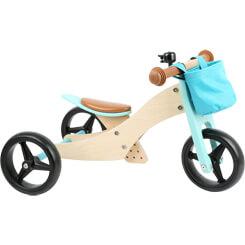 Training Bike-Trike 2-in-1 Turquoise