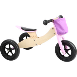 Training Bike-Trike 2-in-1 Pink Maxi