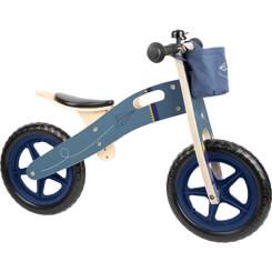 Balance Bike Blue Paper Airplane