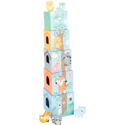 Stacking Tower Pastel
