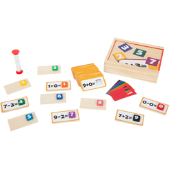 Learning Game Wooden puzzle Mathematics