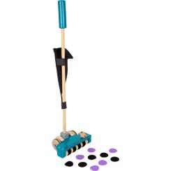 Push-Along Toy Vacuum