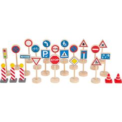 Traffic Signs Set
