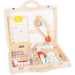 Doctor's and dentist's bag 2-in-1