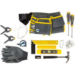 XL Pro Tool Belt with Tools