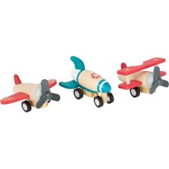 Pull-Back Planes Set